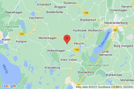 Karte Mollenstorf
