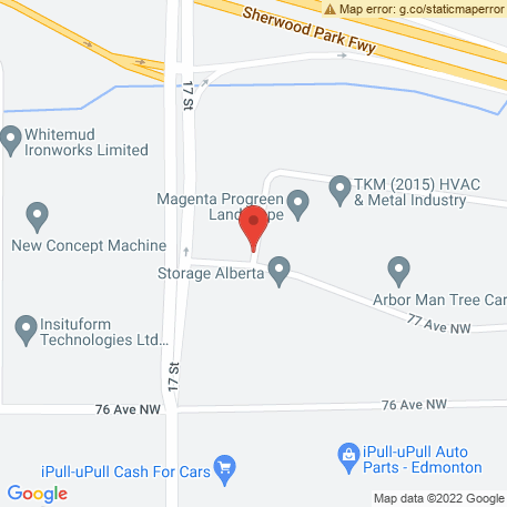 AccuChem Industrial Cleaning Chemicals on Map (AccuChem Industrial Cleaning Chemicals Edmonton, AB - 780 466-2101) Map
