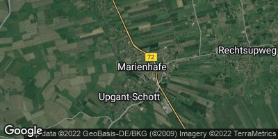 Google Map of Marienhafe
