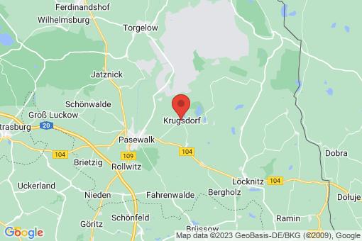 Karte Krugsdorf