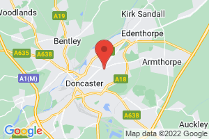 Doncaster and Bassetlaw Teaching Hospitals NHS Foundation Trust - Doncaster Library and Learning Resource Centre on the map
