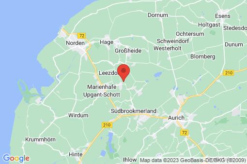 Karte Rechtsupweg