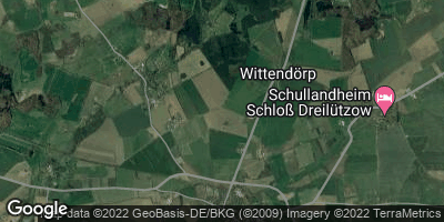 Google Map of Wittendörp