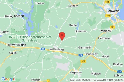 Karte Dreilützow