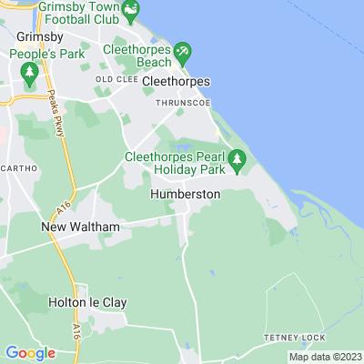 Humberston Paddock Location
