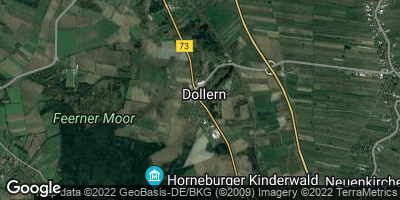 Google Map of Dollern