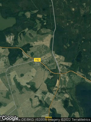 Google Map of Karow bei Lübz