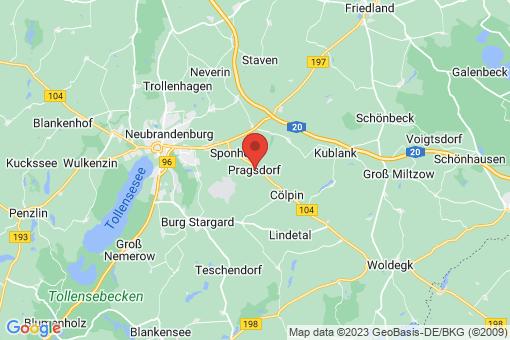 Karte Pragsdorf