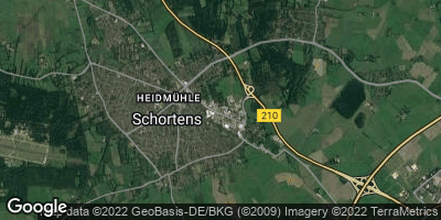 Google Map of Schortens