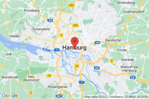 Karte Hamburg Hamburg-Altstadt