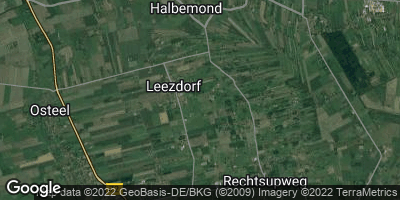 Google Map of Leezdorf