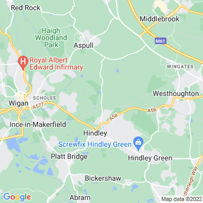Hindley Park Location