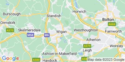 Wigan, Lancs