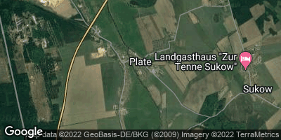 Google Map of Plate