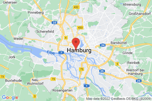 Karte Hamburg Neustadt