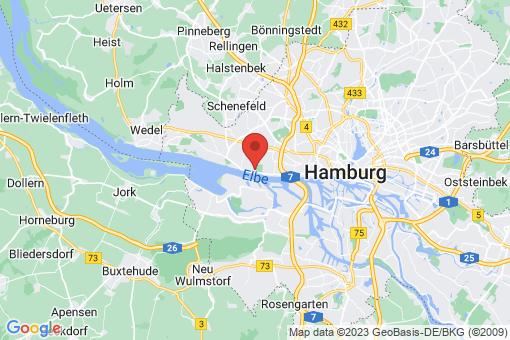 Karte Hamburg Nienstedten