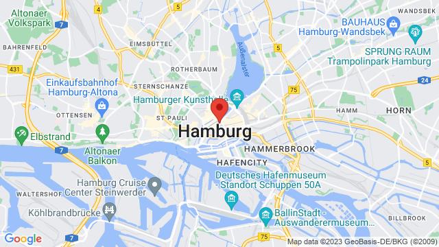 ドイツ ハンブルグ