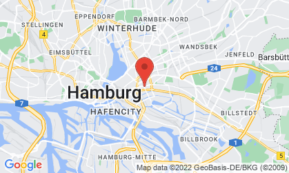 Arbeitsort: Hamburg