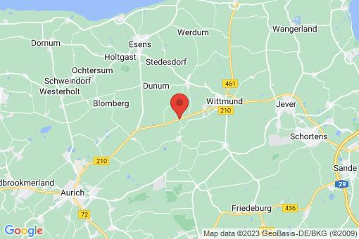 Karte Wittmund Wittmund
