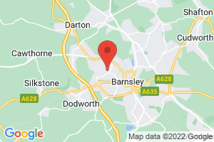 Barnsley Hospital NHS Foundation Trust - Library and Resource Centre on the map