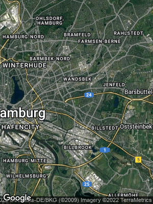 Google Map of Marienthal