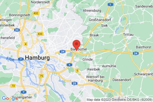 Karte Barsbüttel