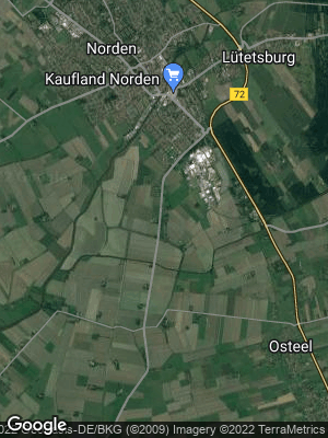 Google Map of Wurzeldeich