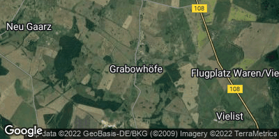 Google Map of Grabowhöfe