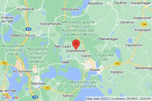Karte Grabowhöfe