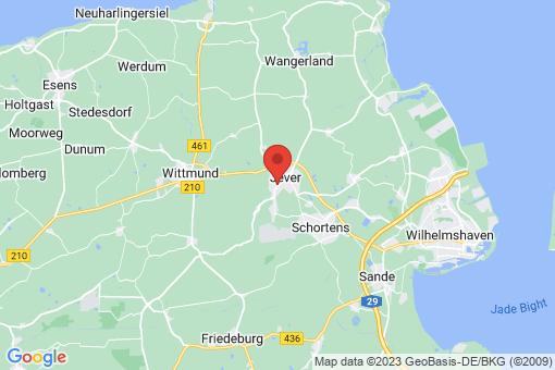 Karte Jever Jever