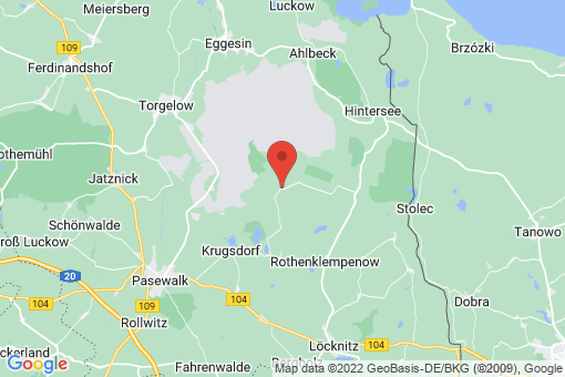 Karte Marienthal