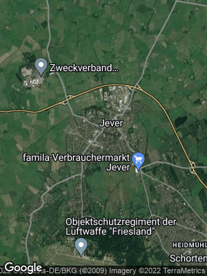 Google Map of Jever