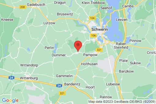 Karte Stralendorf