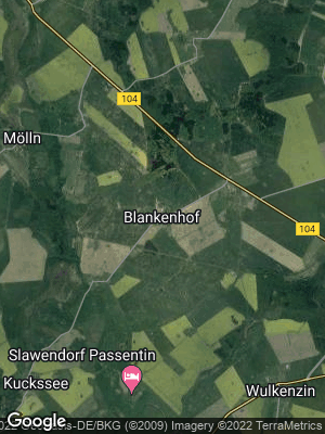 Google Map of Blankenhof