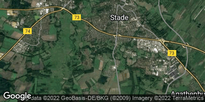 Google Map of Barge