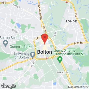 Map of wilko Bolton at 26 Deansgate, Bolton,  BL1 1BG