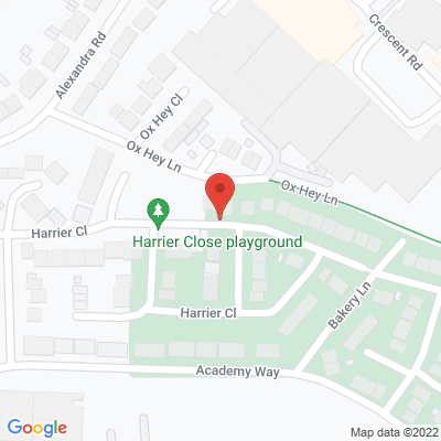 Map of 101 Harrier Close, Lostock, Bolton, BL6 4GJ