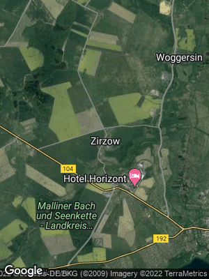 Google Map of Zirzow