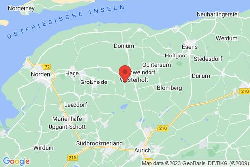 Karte Nenndorf