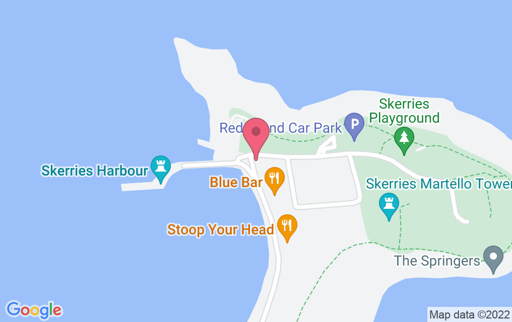 Get directions to Brasco's Restaurant Skerries