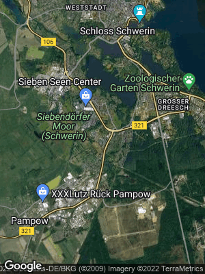 Google Map of Krebsförden