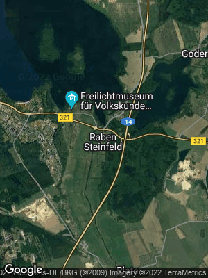 Google Map of Raben Steinfeld