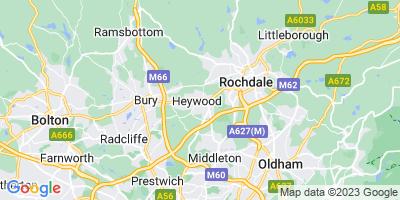 Heywood, Oldham