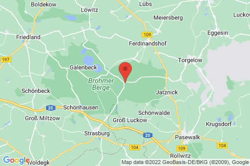 Karte Rothemühl