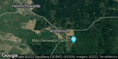 Google Map of Rothemühl