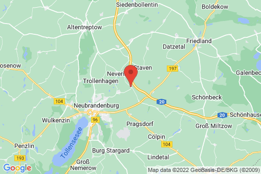 Karte Neuenkirchen
