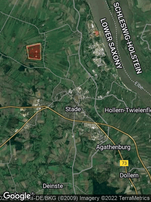 Google Map of Stade