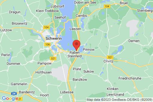 Karte Raben Steinfeld