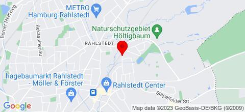 Google Map für Alge.Company HH Zimmervermietung , Einfamilienhaus
