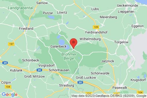 Karte Heinrichswalde